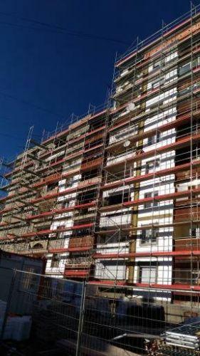 Въвеждане на мерки за енергийна ефективност в жилищна сграда, жк. Бадема