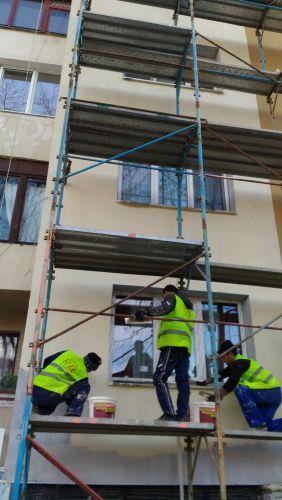 Въвеждане на мерки за енергийна ефективност в жилищна сграда – Бели Брези бл. 63