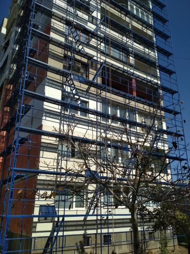 Introduction of energy efficiency measures in a residential building – Darvenitsa, building 21