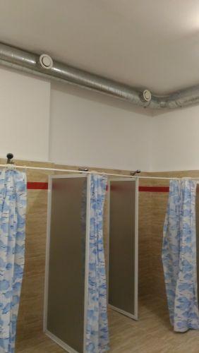 """Основен ремонт на санитарните помещения в Софийската духовна семинария """"Св. Иван Рилски"""""""