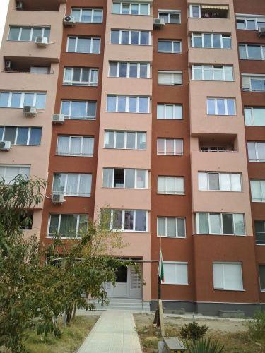 Въвеждане на мерки за енергийна ефективност в жилищна сграда – Хиподрума бл. 142А