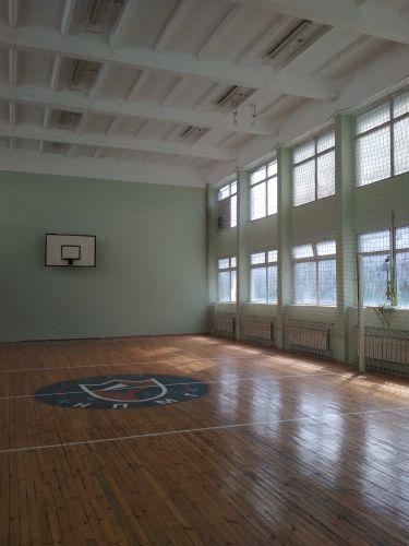 Repair of the Gymnasium of NPMG – Sofia city