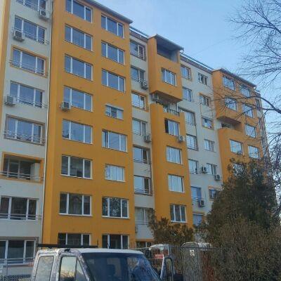 Въвеждане на мерки за енергийна ефективност в жилищна сграда, ул. Хр. Смирненски