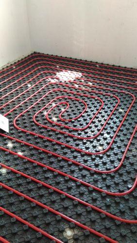 Изграждане на отоплителна инсталация и довършителни СМР в храм кв. Бакърена Фабрика